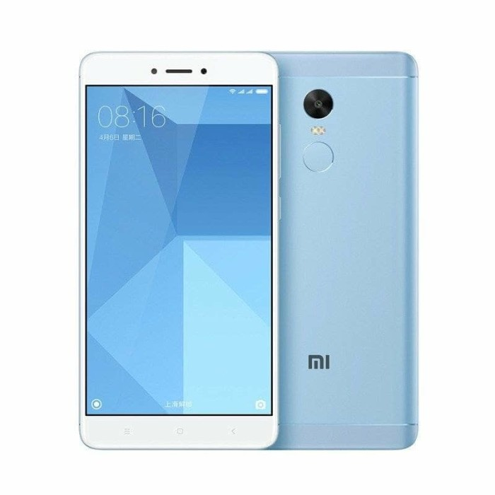 jual xiaomi redmi note 4 pro 4x 4gb 64gb 4 64 gb snapdragon blue wawancell tokopedia. Black Bedroom Furniture Sets. Home Design Ideas