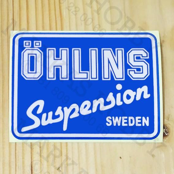 harga Stiker ohlins suspension Tokopedia.com