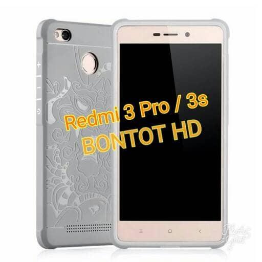Casing Xiaomi Redmi 3 Pro / 3S / Prime Case Armor Slim Cocose Original