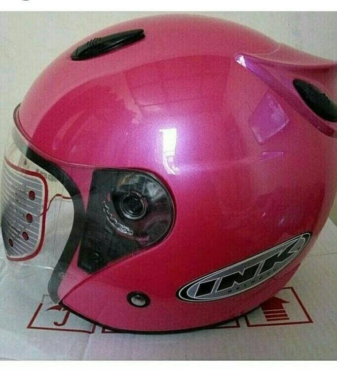 Harga Helm Ink Centro Pink Magenta Bukan Kyt Mds Nhk Gm Retro Arai Shel Tokopedia
