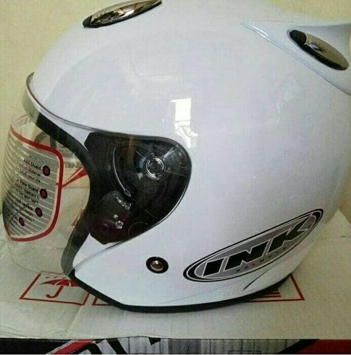 harga Helm ink centro putih bukan kyt mds nhk gm retro arai shel Tokopedia.com