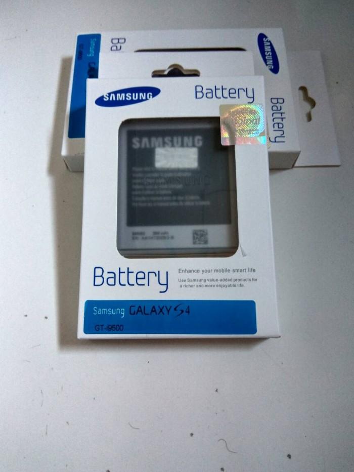 Foto Produk BATRAI BATRE BATERE BATTERY SAMSUNG GALAXY S4 -I9500 ORIGINAL 100% dari EVAN JAYA