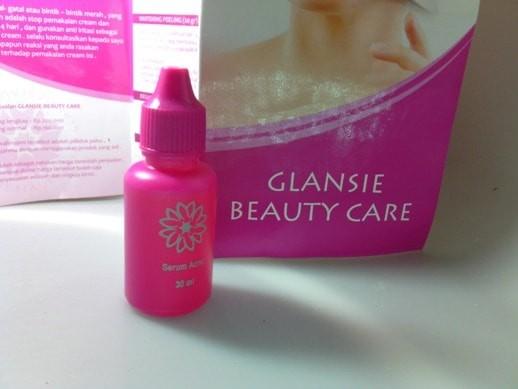 harga Serum glansie beauty care acne serum jerawat original Tokopedia.com