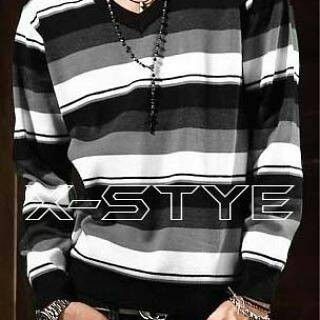 Greyman sweater pria murah atasan baju rajut abu cowo
