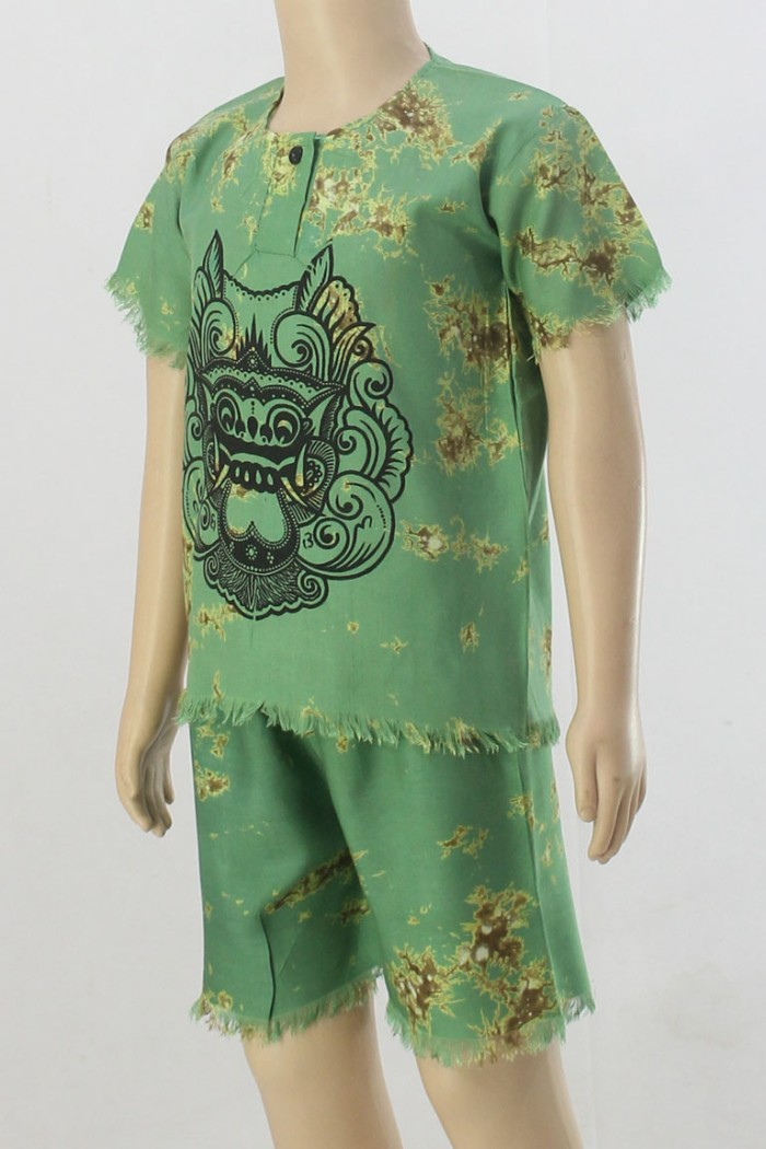 108 Gaya Baju Barong Bali Anak Terbaru