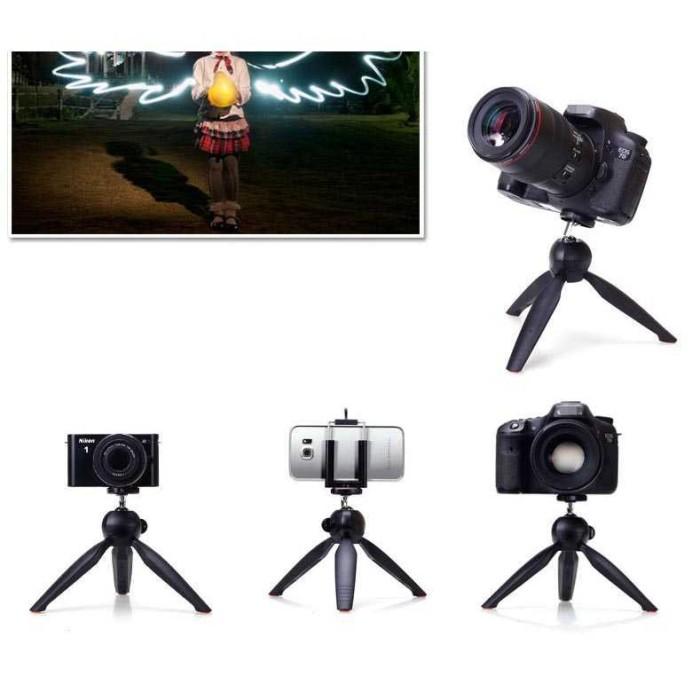harga Portable mini tripod panoramic rotation  228 (oem) Tokopedia.com