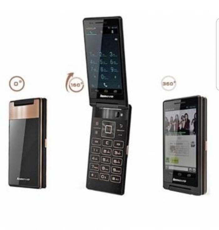 harga Lenovo a588t handphone flip Tokopedia.com