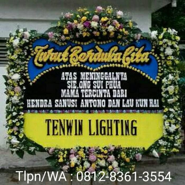 Jual Bunga Ucapan Turut Berduka Cita Jakarta Selatan Bani Florist Tokopedia