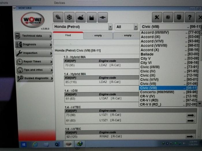 Wurth Wow Diagnostic Software