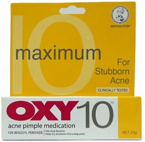 Jual Oxy 10 Acne Pimple /25 gr / jerawat membandel - Glambeau   Tokopedia