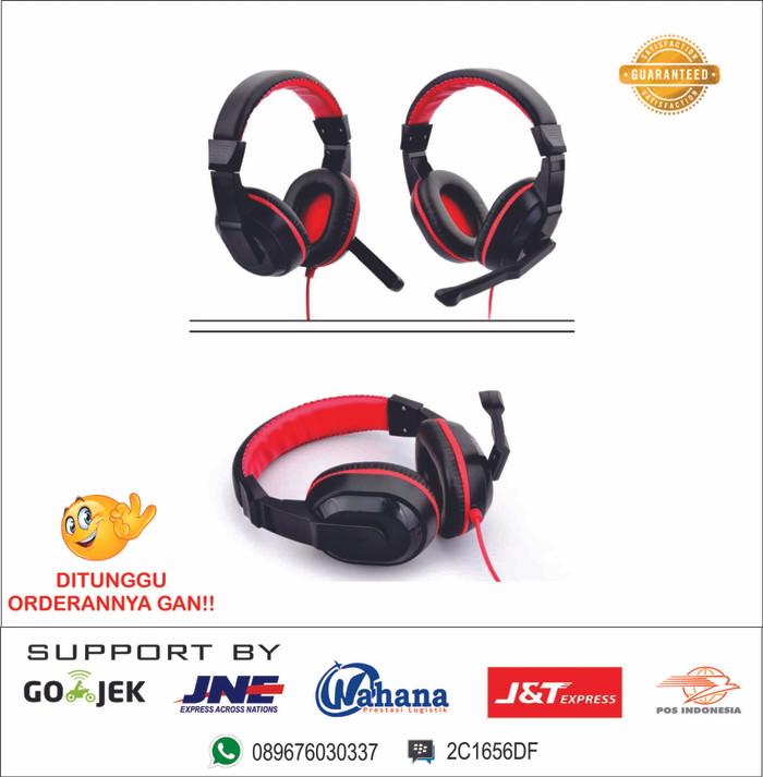 harga Headphone gaming bass headset gaming dota headset mic headphone mic Tokopedia.com