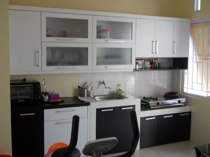Jual Kitchen Set Bawah Cor Untuk Perumahan Furniture Semarang Kota Semarang Cv Kembangdjati Furn Tokopedia