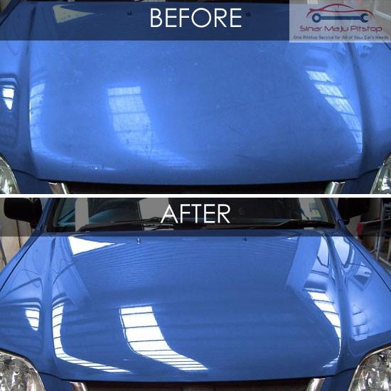 harga Wax coating pelindung cat mobil - amway silicone glaze 500 ml original Tokopedia.com