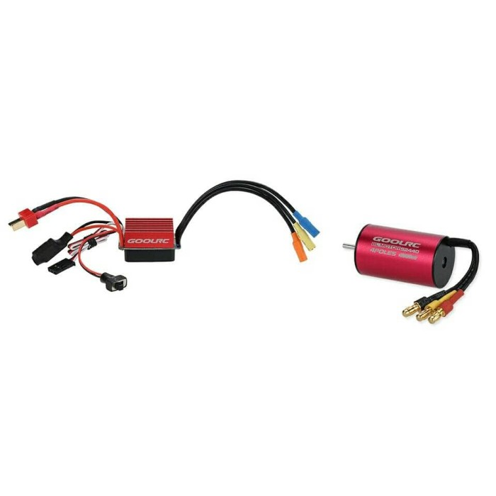 harga Goolrc s2440 4000kv sensorless brushless motor and 35a brushless esc Tokopedia.com