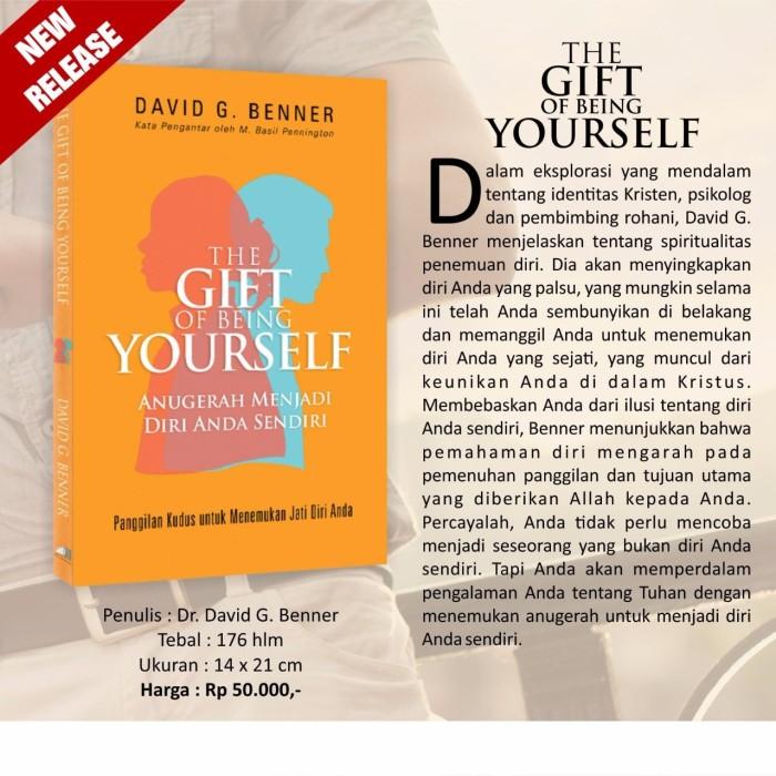 Foto Produk BUKU THE GIFT OF BEING YOURSELF dari Penerbit Gloria JKT