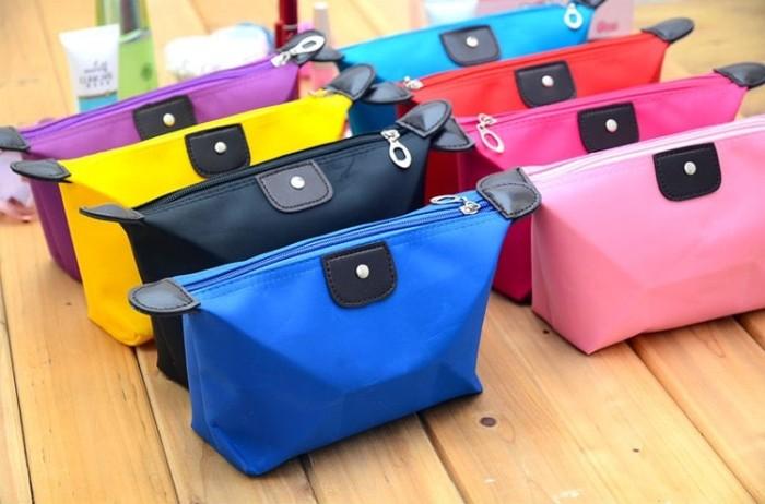 Foto Produk  Pouch Tas Kosmetik Longchamp Promo dari bunda mall online 5
