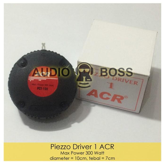 harga Driver acr / piezzo driver 1 acr / driver tweeter 300w / driver horn t Tokopedia.com