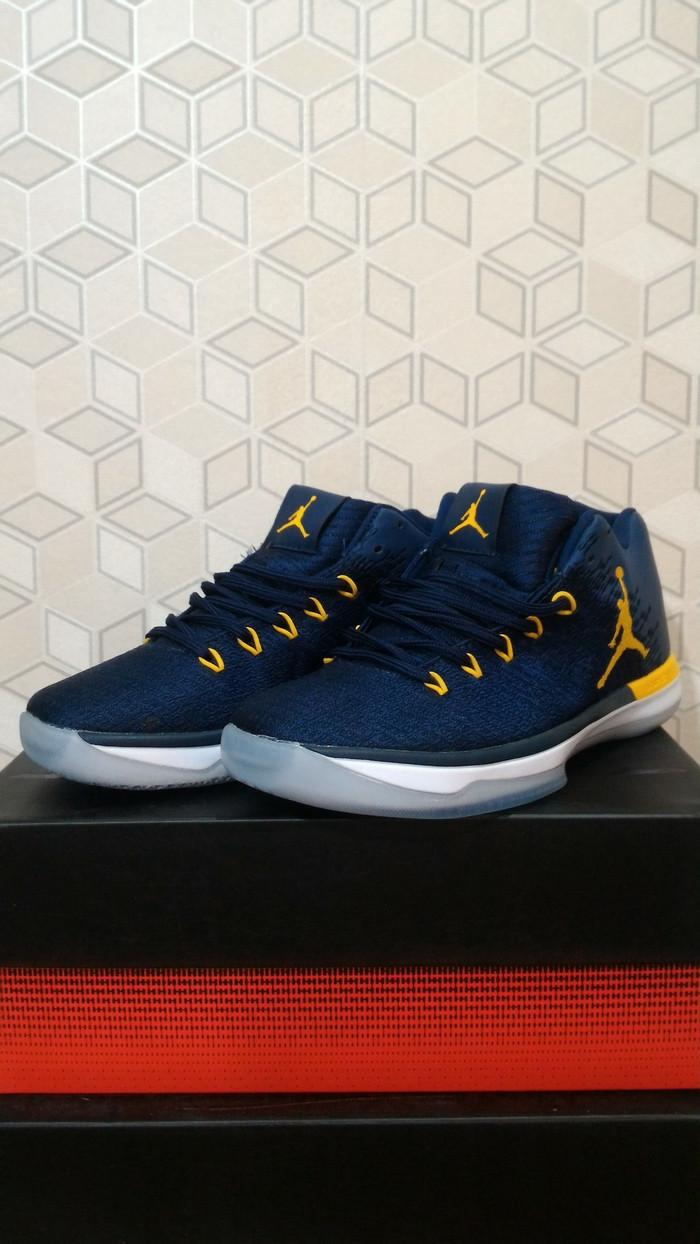 1127cf9a0e3b Jual Promo  FREE SHOES BAG Sepatu Basket Air Jordan 31 (XXXI) Low ...