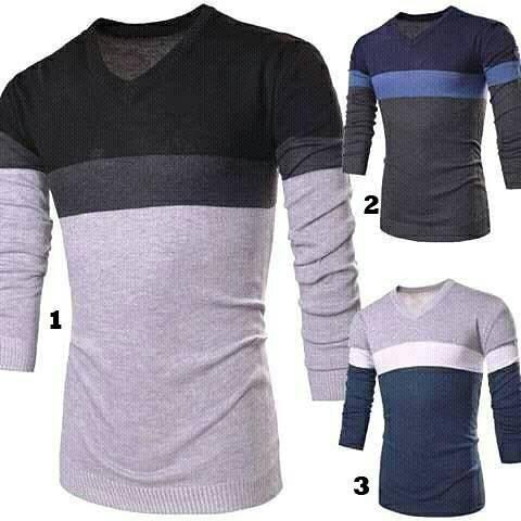 Jonathan sweater murah baju rajut atasan pria
