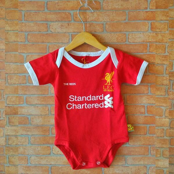 harga Baby jumper bola liverpool home Tokopedia.com