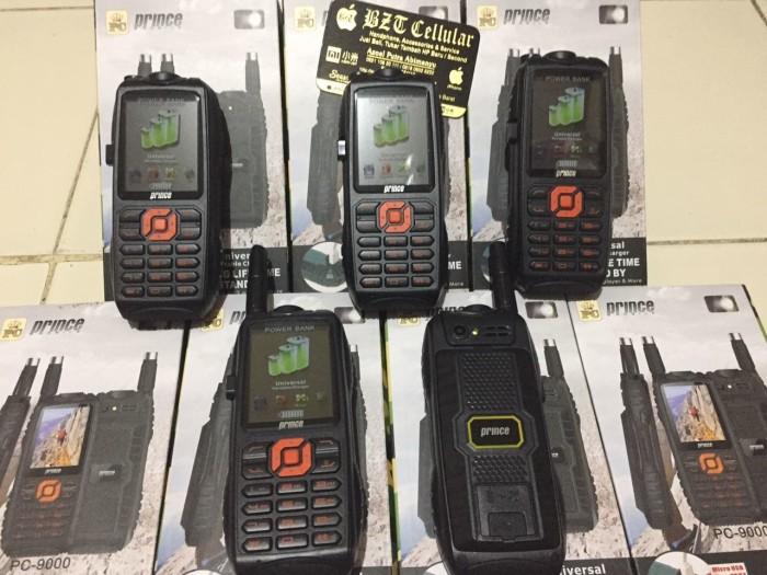 harga Prince pc 9000 handphone / powerbank handhpone garansi resmi 1 tahun Tokopedia.com