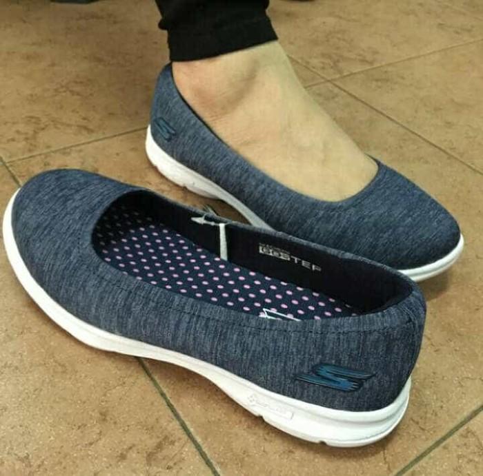 Jual Skechers Go STEP Women Original Sepatu Wanita Ringan Empuk ... 7c6b88e0db