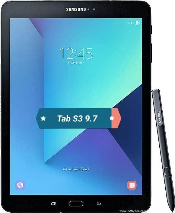 Samsung Tab S3 9.7 inci
