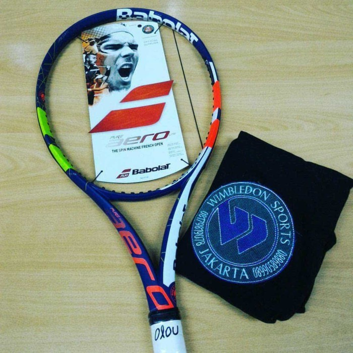 harga Raket tenis babolat pure aero lite roland garros limited edition 2017 Tokopedia.com