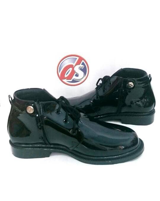 Sepatu pria pdh polisi polri dishub dinas security satpam tni murah