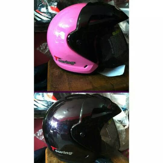 helm bmc touring solid 1