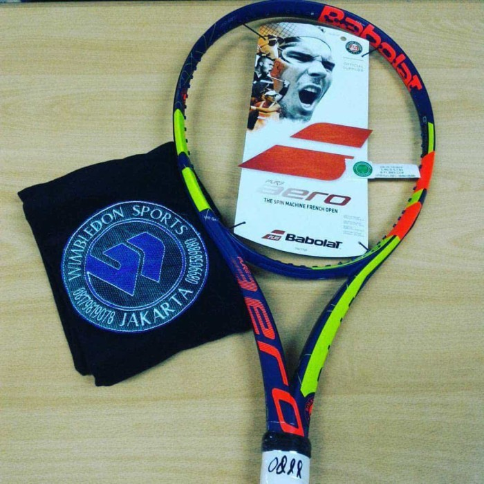 harga Raket tenis babolat pure aero roland garros 2017/ babolat aero drive Tokopedia.com