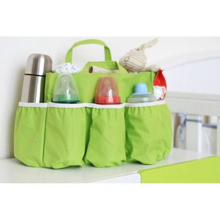 harga Tas botol susu bayi/baby diaper bag polos/ baby bottle organizer Tokopedia.com