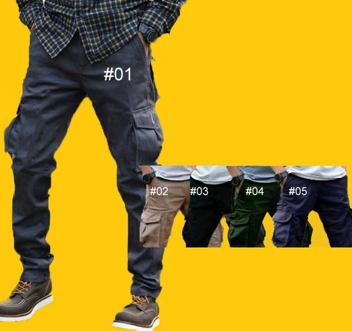 harga Celana cargo panjang cargo pants premium pdl celana gunung kargo Tokopedia.com
