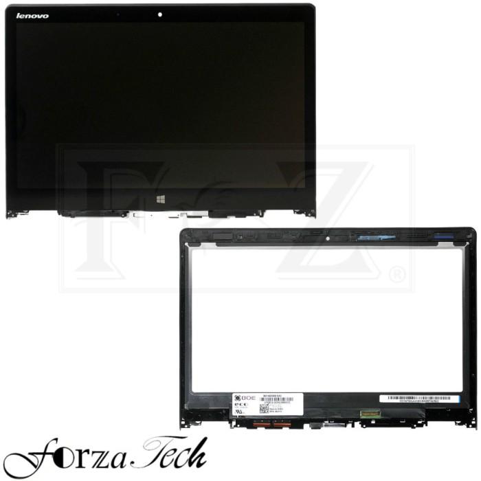 harga Assembly touchscreen glass lenovo yoga 3 14 yoga 3-14 black (frame) Tokopedia.com