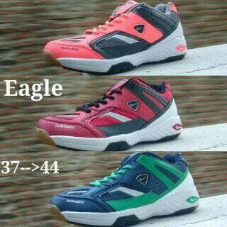 Eagle metro original sepatu badminton bnib 100% asli murah diskon ... 761bc2dbd1