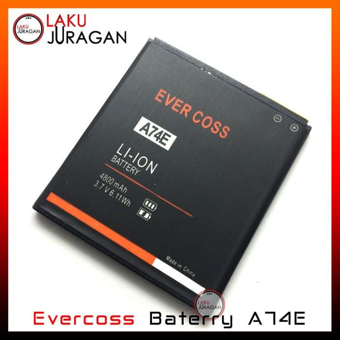 harga Baterai handphone evercoss a74e double power original batre oem Tokopedia.com