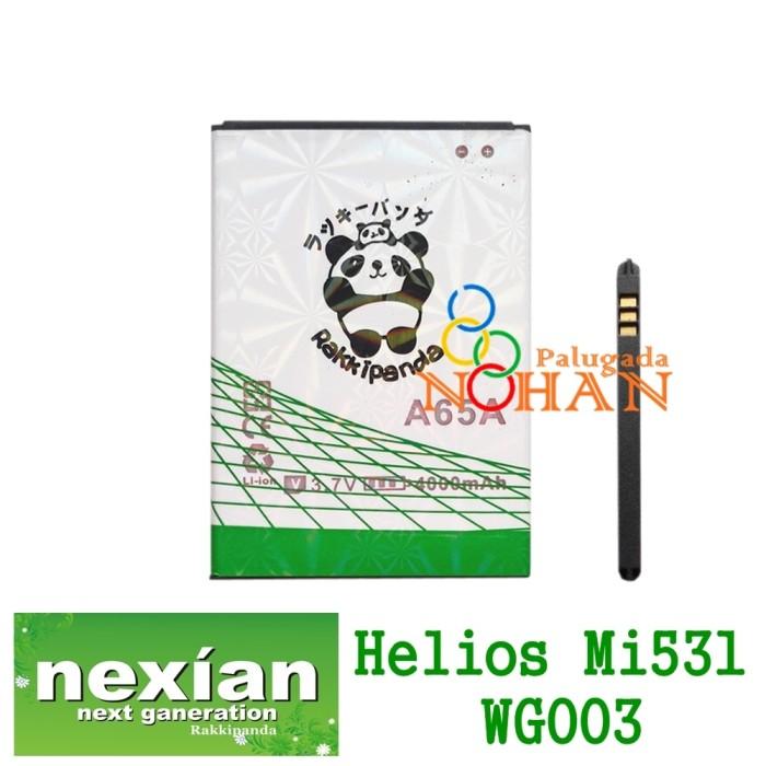 harga Baterai nexian helios mi531 wg003 double ic protection Tokopedia.com