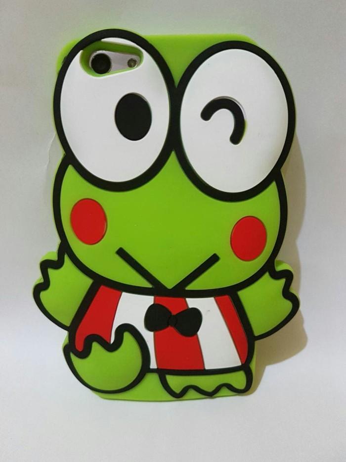 harga Case 4d kero keroppi oppo f1s / a59 cover soft casing silikon frog 3d Tokopedia.com