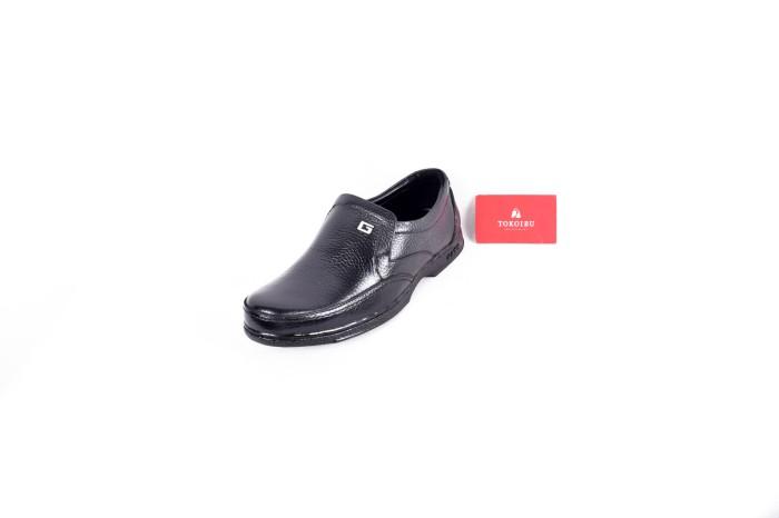 harga Sepatu cowo dewasa gats md 3507 milling hitam Tokopedia.com