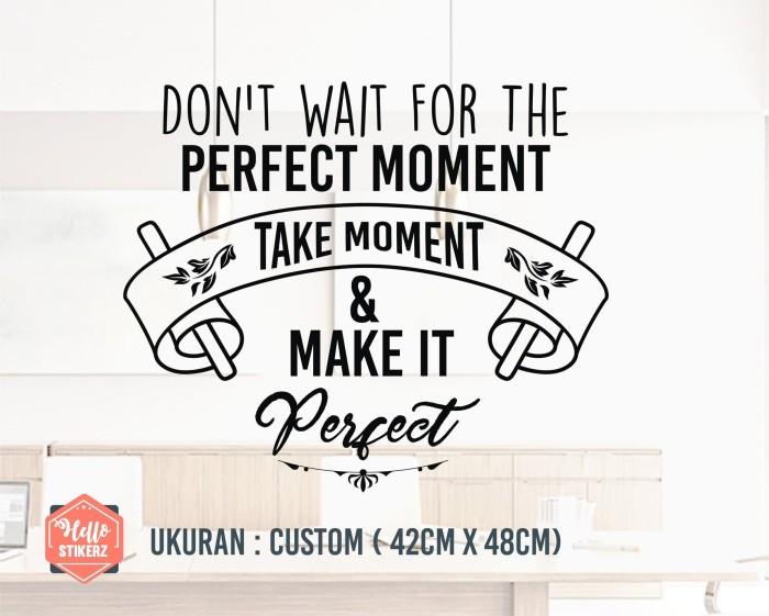 Jual Sticker Quote Buat Di Dinding Kantor Atau Dinding Kamar Kata