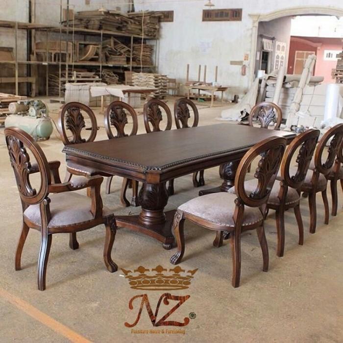Jual Bali Style Dining Room Set Kab Jepara Jepara Punya Furniture Tokopedia