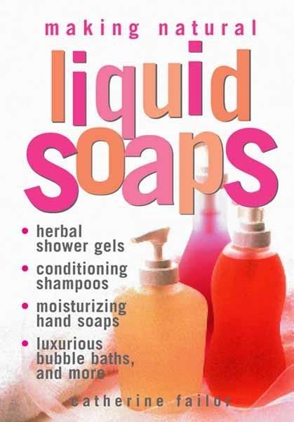 harga Making natural liquid soaps: herbal shower gels... [ebook/e-book] Tokopedia.com