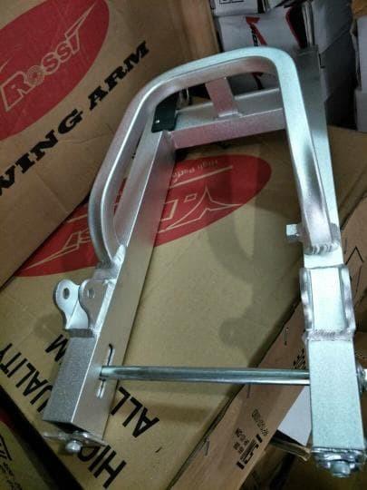 harga Swing arm lengan ayun capit udang supra x 125 blade 125 vrossi Tokopedia.com