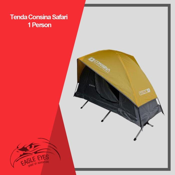 harga Tenda consina safari 1 person Tokopedia.com