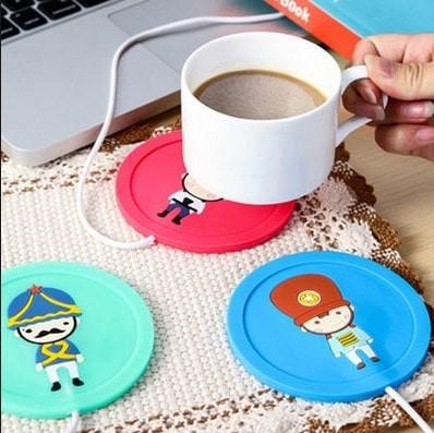 harga Usb silicon pad drink coffee warmer / alas tatakan gelas pemanas kopi Tokopedia.com