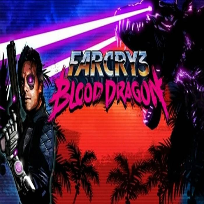 Jual Far Cry 3 Blood Dragon Pc Game Kab Bogor Lapak Lancar Jaya Tokopedia