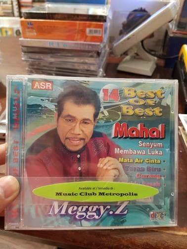 harga Cd meggy z - 14 best of the best asr vol.1 Tokopedia.com