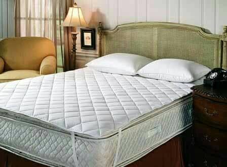 Matras King Size : Jual matras bed protektor king size no pelindung kasur