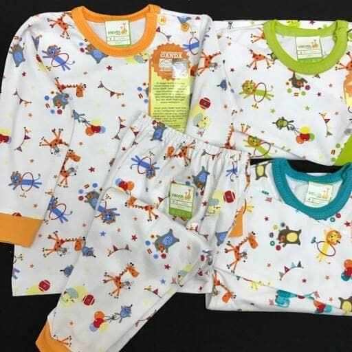 harga (m l) setelan oblong panjang velvet junior/baju tidur bayi Tokopedia.com