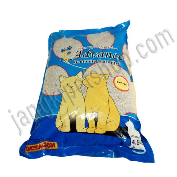 harga Pasir kucing advance cat litter - 4,5kg Tokopedia.com